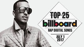 Top 25 • Billboard Rap Songs • July 1, 2017 | Download-Charts