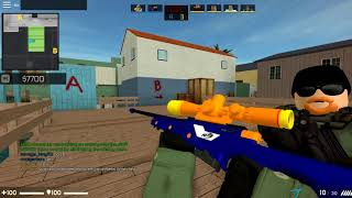 ROBLOX COUNTER BLOX REMASTERED FULL MATCH #8