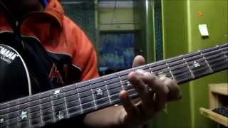Borbad Hoyechi Ami Intro Guitar Lesson