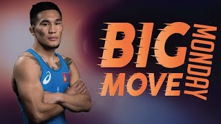 Big Move Monday -- TUMENBILEG (MGL) -- 2018 Senior World C