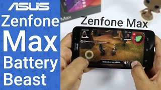 Asus Zenfone Max 2016 – Battery Beast with Performance