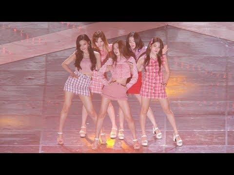 170909 레드벨벳 (Red Velvet) '빨간 맛 (Red Flavor)' 4K 직캠 @인천 한류 관광 콘서트 Fancam by -wA-