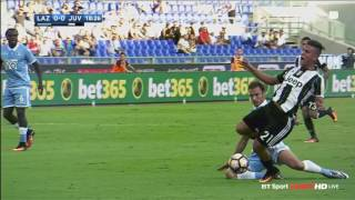 Fullmatch - Lazio 0 VS 1 Juventus - 08/28/2016