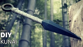 Knife Making - Kunai