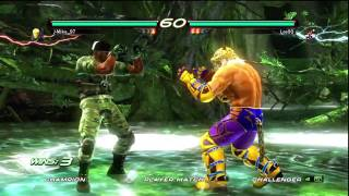 tekken 6 br  jmike bruce vs lay93 king