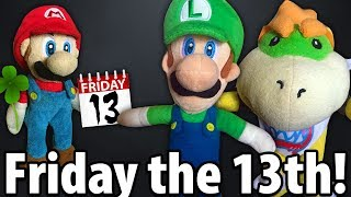 Crazy Mario Bros - Friday the 13th