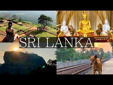 7 Days in Sri Lanka Vlog Sigiriya Kandy Dambulla Galle Unawatuna Colombo