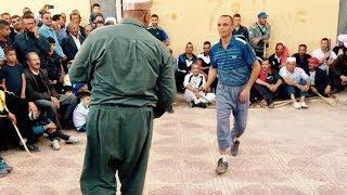 Combat de matraque 26  مبارزة بالعصا