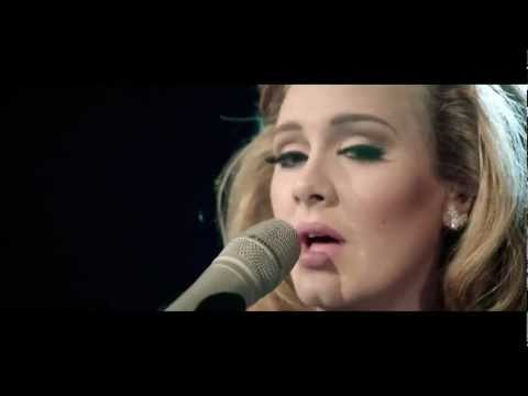 """Adele cries for Someone like you. """"Sometimes it lasts in Love, but sometimes it Hurts instead."""""""