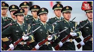 PLA Threatens India, Says Will Safeguard China's Sovereignty At Any Cost :Aaj Subah