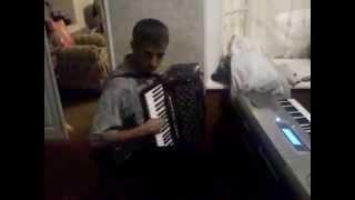 Armenian Keyboard  Xacho & Gevo Navur (part 1)