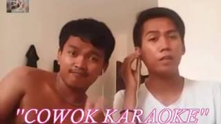 COWOK KARAOKE (cover MESGITO ft BAYU HERMAWAN) duo dolly SIAP SIAP TUTUP MATA