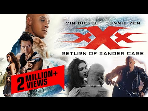 Xxx Mp4 XXx Return Of Xander Cage Full Hindi Movie Promotion Video Vin Diesel Deepika Padukone 3gp Sex