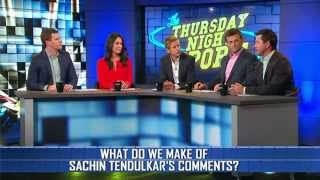 Sachin Tendulkar book - Ricky Ponting and Adam Gilchrist have their say