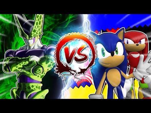 Xxx Mp4 Dragon Ball Z Abridged Cell Vs Sonic Knuckles CellGames TeamFourStar 3gp Sex