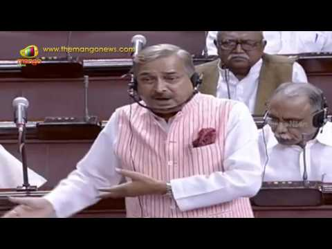 Pramod Tiwari Speech in Parliament | Slams Modi Government over Lalit Modi Scam | Mango News