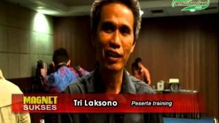 Training Magnet Sukses oleh Dedy Susanto pemulihan jiwa