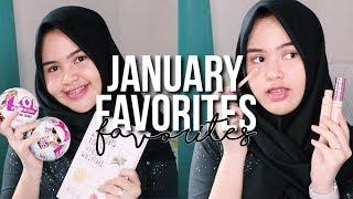 January favorites 2018!   Cantika Putri