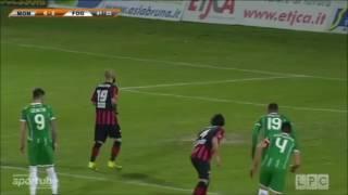 Tutti i goal di Mazzeo con la maglia del Foggia nella stagione 2016-2017