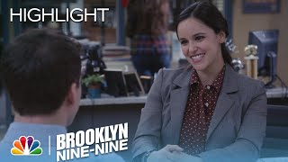 Amy Gets A Gift For Holt | Season 3 Ep. 10 | BROOKLYN NINE-NINE