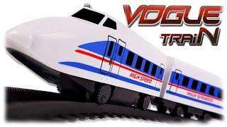 Vogue Train Simulation High Speed Train