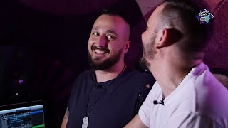 Interview of the week - Dj Vicky dhe Kledi Bahiti