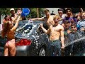 Download Video CAR WASH WITH FANS CARS 3GP MP4 FLV