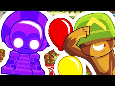 $1,000,000 IN 50 ROUNDS *UNBELIEVABLE STRATEGY* - BLOONS TOWER DEFENSE 5