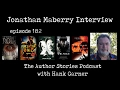 Episode 182   Jonathan Maberry Interview