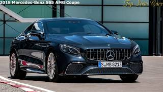 2018 Mercedes Benz S65 AMG Coupe