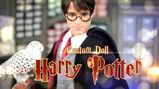 DIY - Custom Doll: HARRY POTTER - Extreme- Handmade - Doll - Crafts
