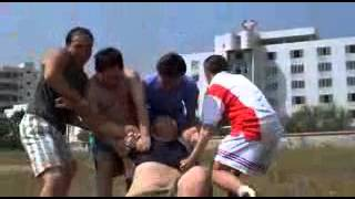 Kresna Funny Egg Scene of Shaolin Soccer IN HINDI   YouTube240p