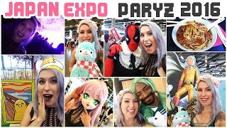 Vlog z największego konwentu o Japonii! - Japan Expo Paryż 2016