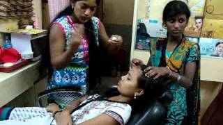 Practice at Beauty Parlour Video Clip 1