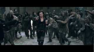 Resident Evil Afterlife Full HD