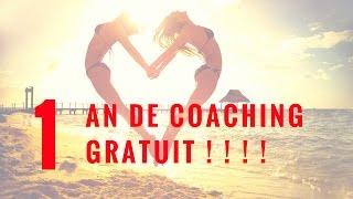 INCROYABLE 1 an de Coaching GRATUIT avec David Komsi !