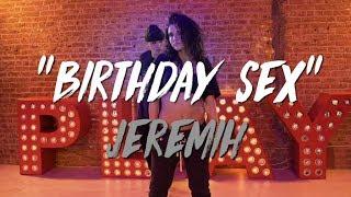 NICOLE'S BIRTHDAY CLASS! | Jeremih -