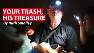 Your Trash, His Treasure: Dumpster Diving   CNA Insider
