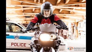 DHOOM 3 VS ULTRAVIOLET | FULL BIKE ACTION SCENE | MUST WATCH