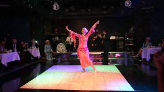 Adela Ya Rashidi at Juliana in Chicago.  Vanessa dancing with her students.MP4