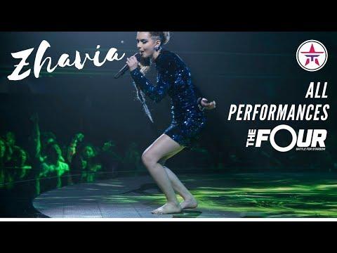 Xxx Mp4 ZHAVIA All Performances On 39 The Four 39 The Four Season 1 3gp Sex