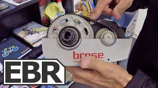 Inside the Brose Electric Bike Motor
