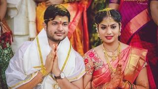 Anudeep & Ravali Wedding Video || Singer Anudeep Marriage