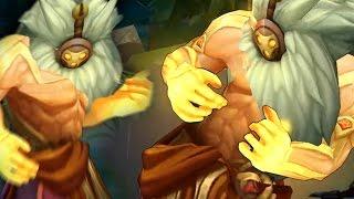 God Fist Bard