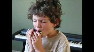 6-Year Old Blues Harmonica Player - HarmonicaLessons.com