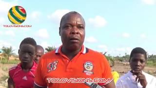 Affrontements à Zéglé, le député Victor APEKE essaie de calmer le jeu