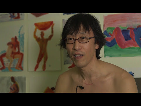 Why This Band of NYC Men Love Painting Each Other in the Nude | Narratively