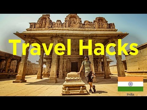 10 Travel Hacks for India