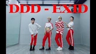 [EXID(이엑스아이디)] 덜덜덜(DDD) (Dance Cover) by Heaven Dance Team from Vietnam