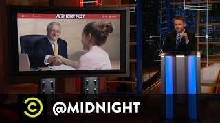 Working Off - @midnight with Chris Hardwick